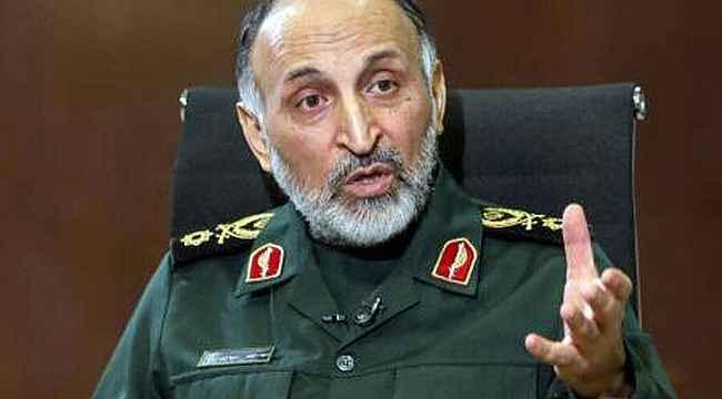 İran Devrim Muhafızları Kudüs Gücü Komutan Yardımcısı General Hicazi hayatını kaybetti