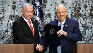 İsrail'de hükümeti kurma görevi Netanyahu'ya verildi