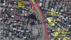 İstanbul Caddesinde trafik düzenlemesi - Bursa Haberleri