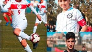 İzmir Adliyesi'nden Burak Tolunay Sekin'e milli davet tebriği