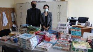 İzmitli öğrenciler pandemiden akıl oyunlarıyla korunacak