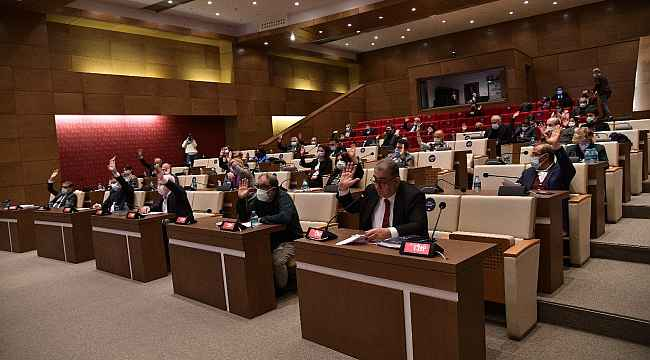 Kadıköy Belediyesi 2020 Faaliyet Raporu kabul edildi