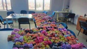Kahramanmaraş'ta lösemili çocuklara destek için kurs açıldı