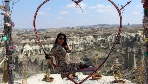 Kapadokya bölgesini 3 ayda 197 bin 541 turist ziyaret etti