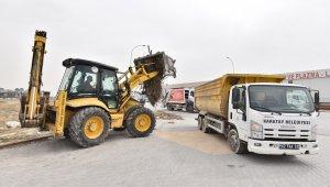 Karatay'daki sanayi sitelerinde temizlik çalışmaları başlatıldı
