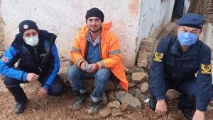 Kaybolan işitme engelli vatandaş 1 gün sonra bulundu