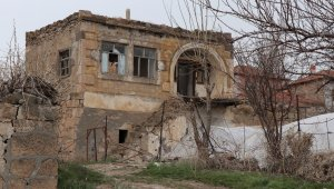 Kemal Sunal'ın Keriz filmini oynadığı Aksaray'ın Gücünkaya köyünde Yeşilçam izleri