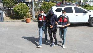 Kesinleşmiş hapis cezası bulunan hükümlüyü JASAT yakaladı