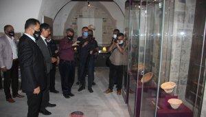 Kilis müzesi basına tanıtıldı