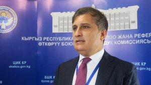 Kırgızistan'daki anayasa değişikliği referandumuna katılım yüzde 37.22 oldu