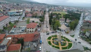 Kırkağaç'a prestij caddeler kazandırılıyor