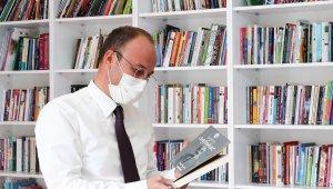 Kitap Kafe ile pandemide vatandaşlar kitapsız kalamayacak