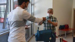Kocasinan'da 20 bin 111 aileye 'Hoş geldin bebek' hediyesi