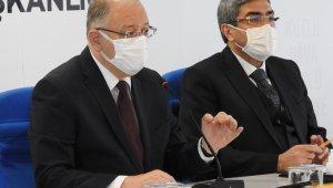 Koçer'den AK Parti Gaziantep İl Başkanlığına hayırlı olsun ziyareti