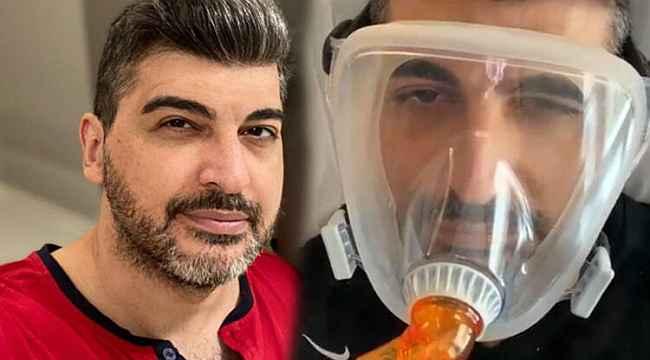Koronavirüse yakalanan Kalust Şalcıoğlu'ndan haber var