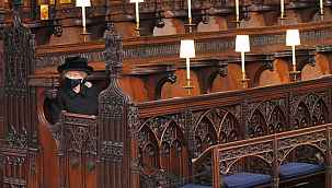 Kraliçe 2. Elizabeth'e ikinci şok... Haberi cenazeden dönünce aldı