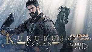 Kuruluş Osman 54. bölüm izle (son bölüm full) tek parça! 14 Nisan 2021 ATV - Osman Bey ile Nicola arasında savaş başlıyor!