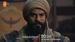 Kuruluş Osman 55. bölüm fragmanı izle - Kuruluş Osman fragmanı (21 Nisan tanıtımı) ATV yayınlandı mı?