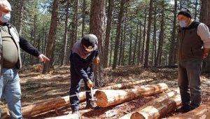 Kütahya Orman Bölge Müdürlüğünde 'barkod' uygulaması