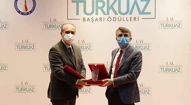 LAV Turkuaz Başarı ödül töreni