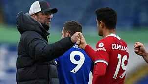 Liverpool'da kiralık olarak forma giyen Ozan Kabak'ın geleceği belli oldu