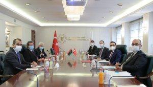 Liyba ile enerji alanında işbirliği