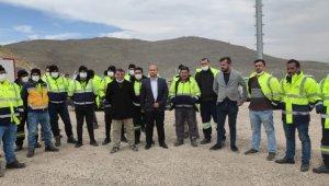 Maden işçileri iş bırakma eyleminin 4.gününde