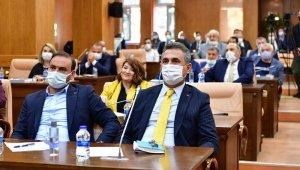 Mamak Meclisi'nde Faaliyet Raporu onaylandı