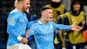 Manchester City, Dortmund'a şans tanımadı