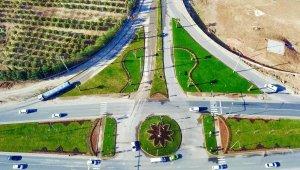 Mardin'de refüjler otomatik sulama sistemi ile sulanacak