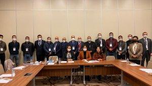 Mardin'de Sürdürülebilir Şehirler Projesi çalıştayı