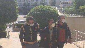 Marmaris'te villa hırsızı tutuklandı