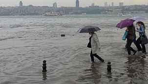 Meteorolojiden yağmur, kar ve fırtına uyarısı