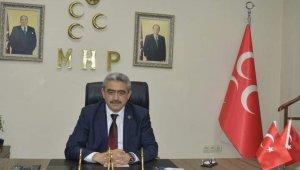 """MHP Aydın İl Başkanı Alıcık; """"Bütün işi aşıya bırakamayız"""""""