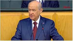 MHP Genel Başkanı Bahçeli'den yeni anayasa çağrısı