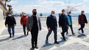 Milletvekili Subaşı'dan Edremit ziyareti