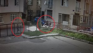Motosikletli şahsın çocuk kaçırma teşebbüsü ihbarı polisi alarma geçirdi