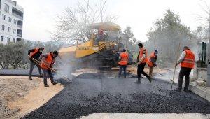 Mudanya Belediyesi'nden yol atağı - Bursa Haberleri
