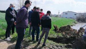Mudanya'da tarım arazileri sular altında kaldı - Bursa Haberleri