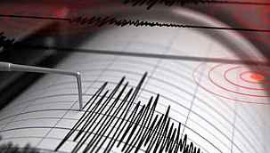 Muğla'nın Datça ilçesi açıklarında 5.1 büyüklüğünde deprem