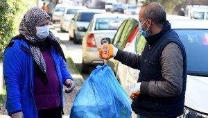 Muratpaşa'da 16 milyon kilo nitelikli atık toplandı