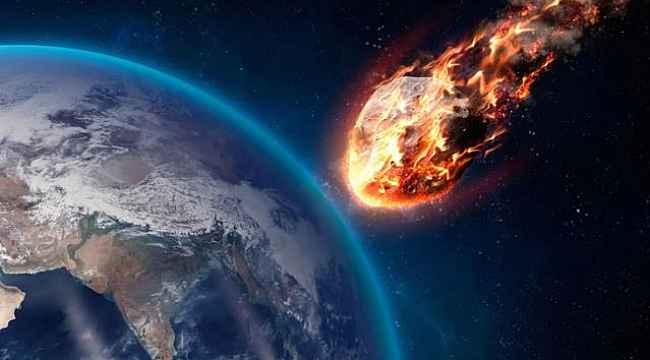 NASA, dev asteroitin Dünya'ya hızla yaklaştığını ilan etti