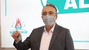 Nevşehir Belediyesinden vatandaşlara HES kodlu anahtarlık