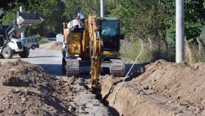 Ortaca'da 14 Mahallenin içme suyu hattı yenilendi
