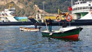 Osmangazi Köprüsü ayağında avlanan balıkçılara ceza yağdı