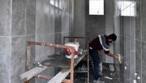 Osmangazi'de camiler bir bir yenileniyor - Bursa Haberleri