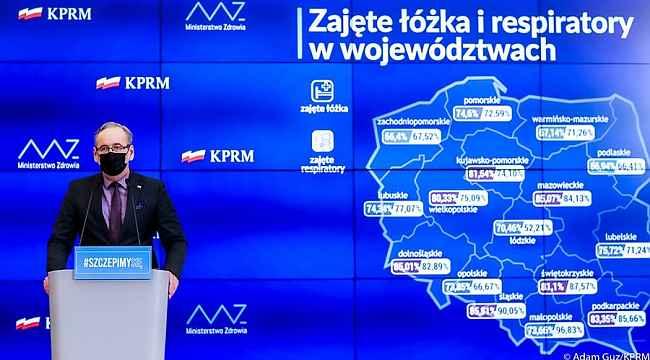 Polonya, Covid-19 kısıtlamalarını 18 Nisan'a kadar uzattı