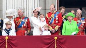 """Prens William'dan büyükbabası Prens Philip'e: """"Olağanüstü bir kuşaktan olağanüstü bir adam"""""""
