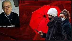 """Prof. Dr. Orhan Şen'den kritik toz uyarısı: """"2 gün sokağa çıkmayın"""""""