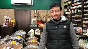 Ramazan hazırlığı baharatçıların yüzünü güldürdü